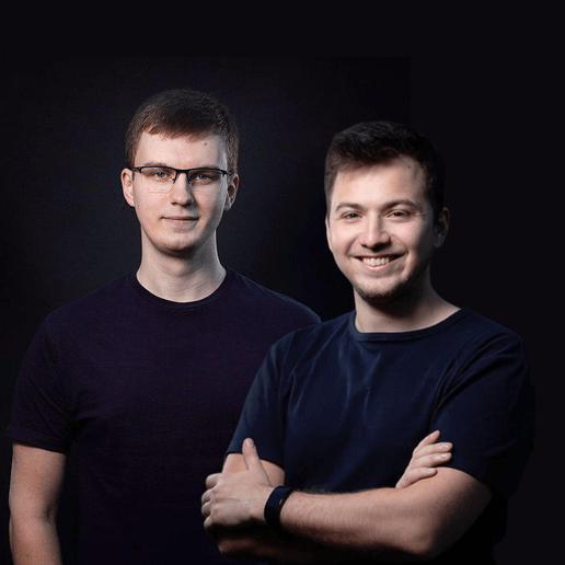 Микита Підгайний, Андрій Удовиченко