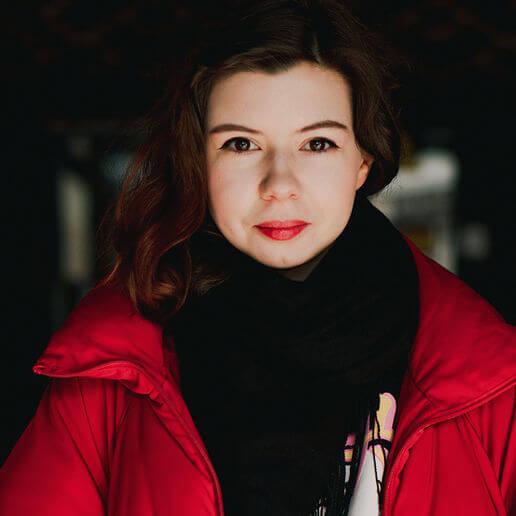 Олена Мигашко