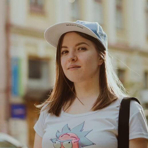 Анна Вітюк